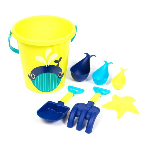 Antsy Pants 7pc Whaley Fun Bucket Set - image 1 of 4