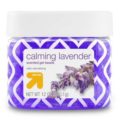 Calming Lavender Gel Bead Air Freshener - 12oz - up & up™
