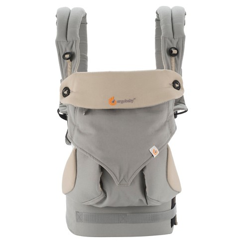 Ergobaby 360 All Carry Positions Ergonomic Baby Carrier - Gray - image 1 of 4