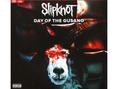 Slipknot - Day Of The Gusano (CD) - image 1 of 1