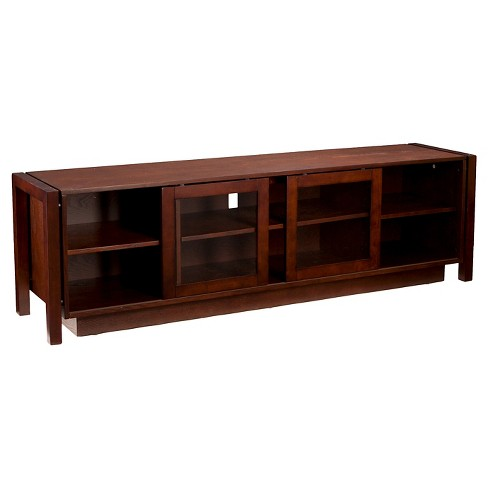 "Benson TV/Media Console - 67""- Espresso - Aiden Lane - image 1 of 4"