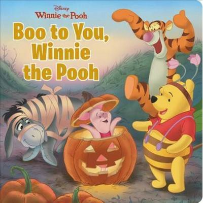 Boo to You, Winnie the Pooh -  BRDBK (Hardcover)