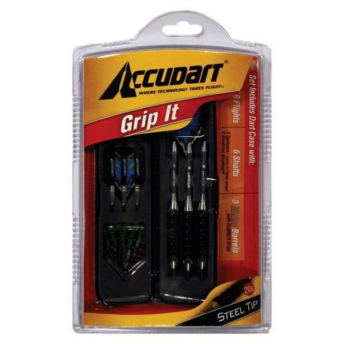 Accudart Grip-It Soft Tip Dart Set - image 1 of 1