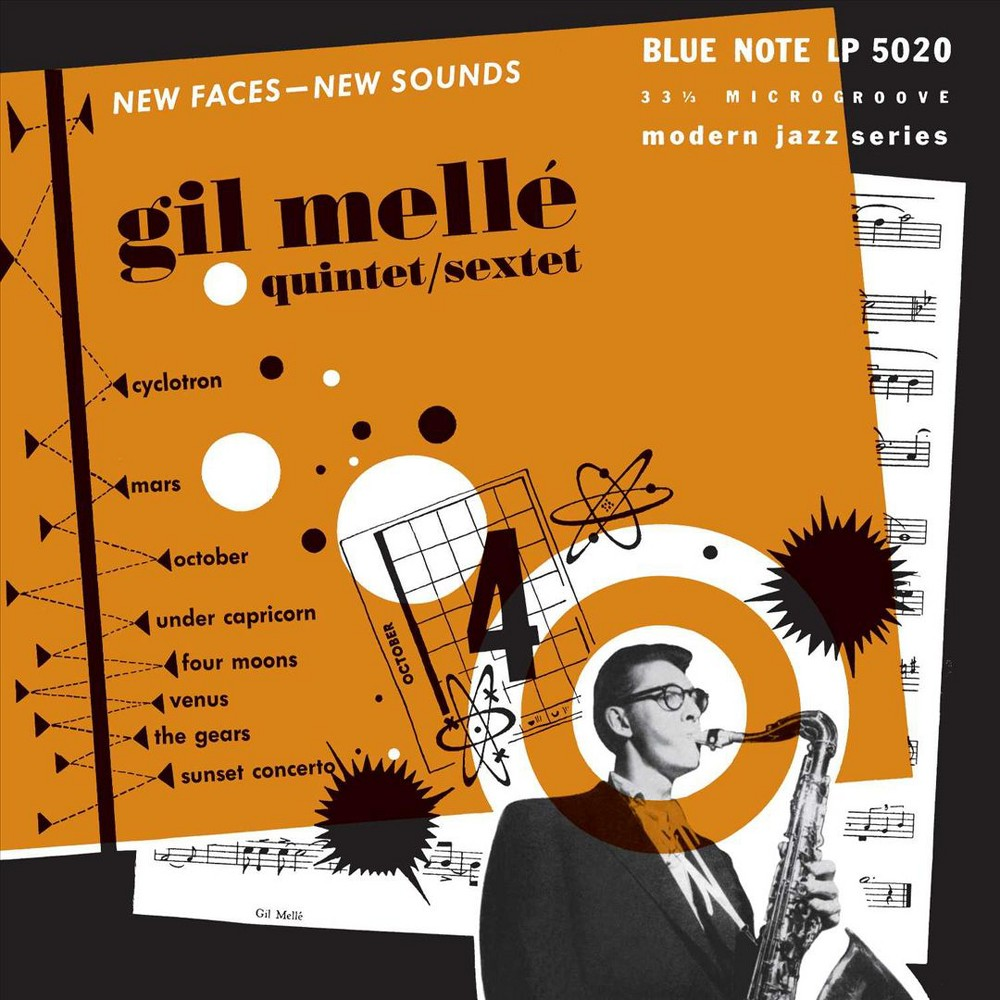 Gil Melle - New Faces New Sounds (Vinyl)
