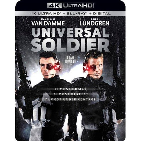 Universal Soldier (4K/UHD) - image 1 of 1