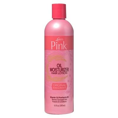Luster's Pink Moisturizer Hair Lotion Original - 12oz