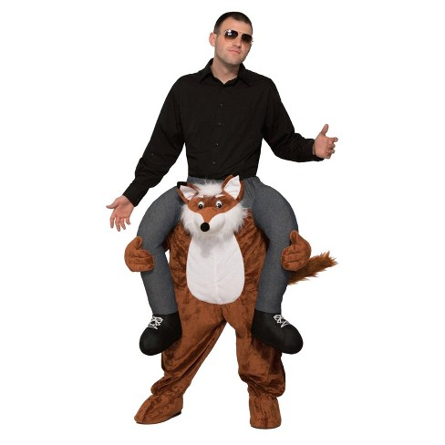 Adult Ride a Fox Costume - image 1 of 1