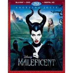 Maleficent (2 Discs) (Includes Digital Copy) (Blu-ray/DVD)