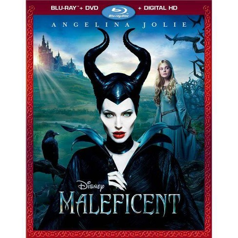 Maleficent (2 Discs) (Includes Digital Copy) (Blu-ray/DVD) - image 1 of 1