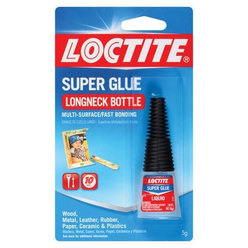 Loctite 5g Longneck Bottle Super Glue - image 1 of 1