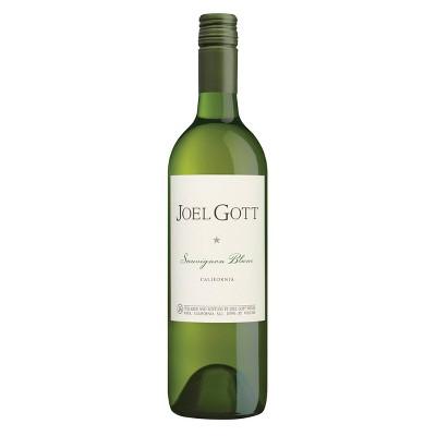 Joel Gott Sauvignon Blanc White Wine - 750ml Bottle