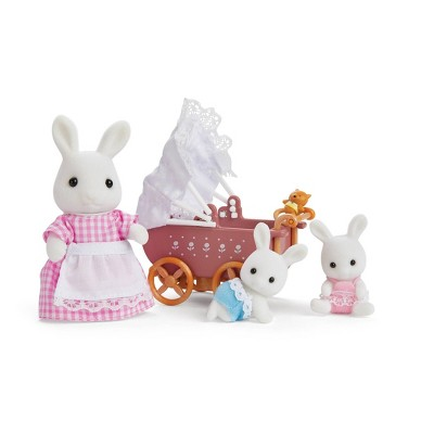 Calico Critters Connor & Kerry's Carriage Ride