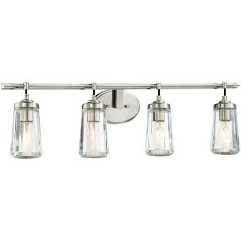 Minka Lavery 2304-84 4 Light Vanity Light from the Poleis Collection - image 1 of 1