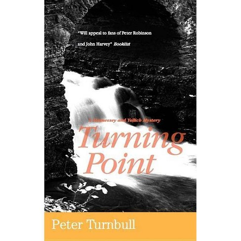 Turning Point - (Severn House Large Print) by  Peter Turnbull (Hardcover) - image 1 of 1