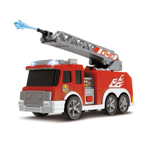 Dickie Toys - Mini Action Fire Truck Vehicle - image 1 of 3