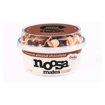 Noosa Mates Coconut Almond Chocolate Australian Style Yogurt - 5.5oz