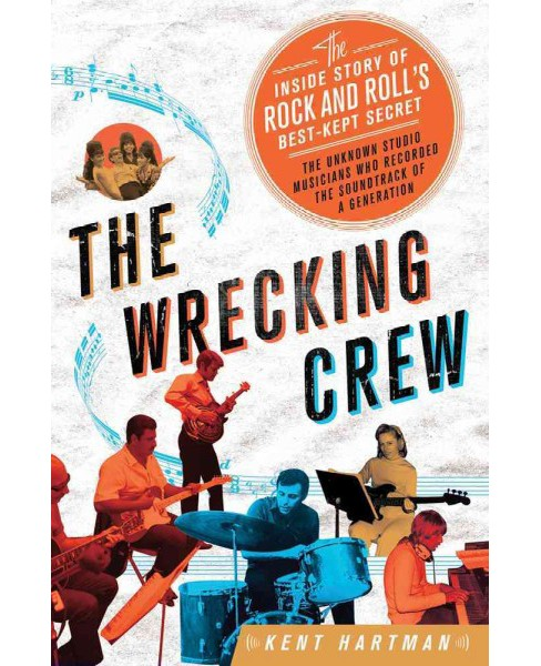 The Wrecking Crew (Hardcover) - image 1 of 1