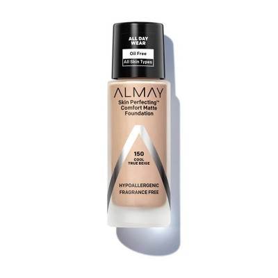 Almay Skin Perfecting Comfort Matte Foundation - 1 fl oz