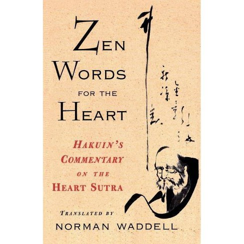 Zen Words for the Heart - (Paperback) - image 1 of 1