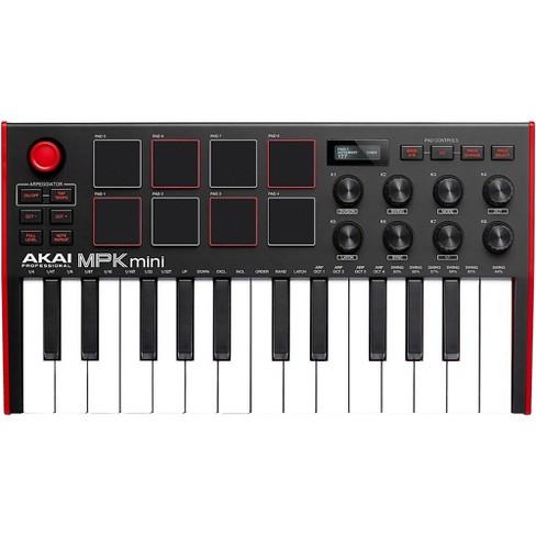 Akai Professional MPK Mini MK3 Keyboard Controller - image 1 of 4