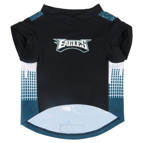 5cbb5ea64b1 Philadelphia Eagles Little Earth Pet Performance Football T-Shirt ...