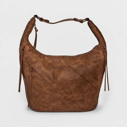 Women S Bueno Pebble Washed Hobo Handbag