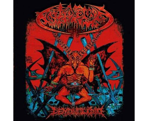 Antidemon - Demonicide (CD) - image 1 of 1