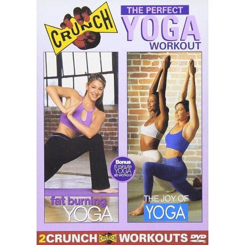 Crunch: Total Yoga (DVD) - image 1 of 1