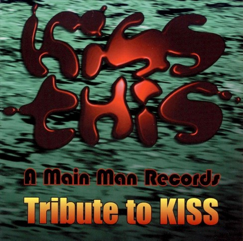 Various - Kiss this:Main man records tribute (CD) - image 1 of 1