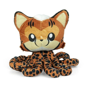 Tentacle Kitty Tentacle Kitty Series Cheetah Kitty Plush Collectible | Measures 8 Inches Tall