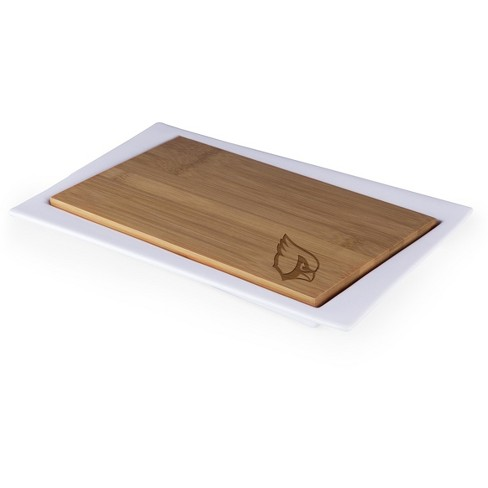 NFL Enigma Bamboo Cutting Board and Serving Tray by Picnic Time - image 1 of 1