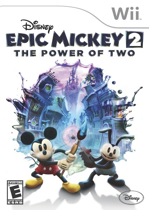 Epic Mickey 2: The Power of Two Nintendo Wii - image 1 of 1