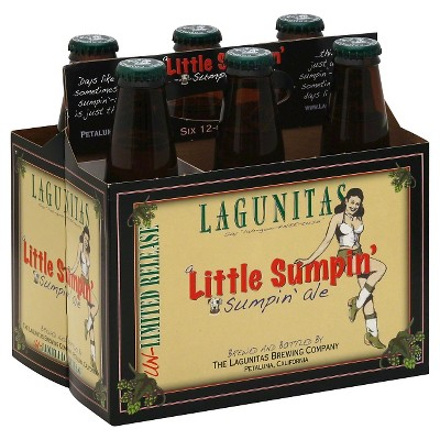 Lagunitas® Little Sumpin' Sumpin' Ale - 6pk / 12oz Bottles