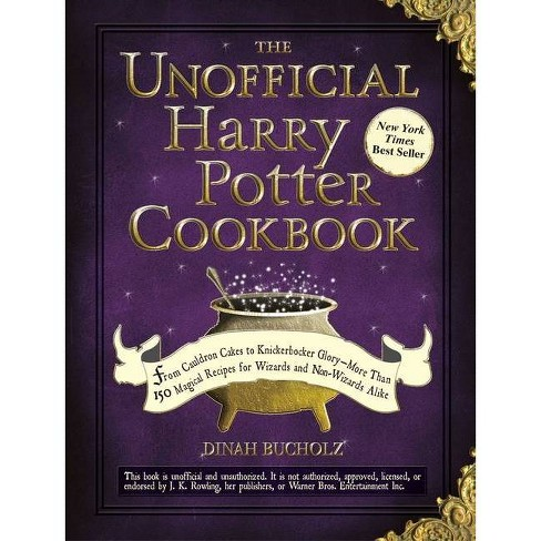 The Unofficial Harry Potter Cookbook by Dinah Buckholz (Hardcover) - image 1 of 1