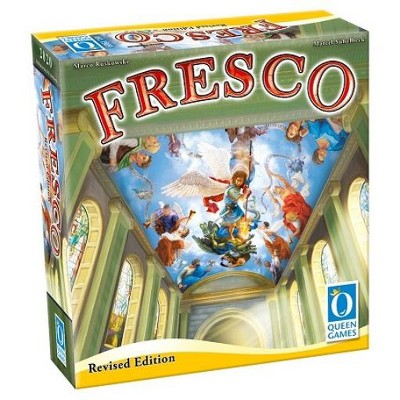 Fresco (Revised Edition) Board Game