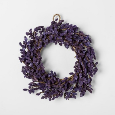 Lavender Mini Wreath - Smith & Hawken™