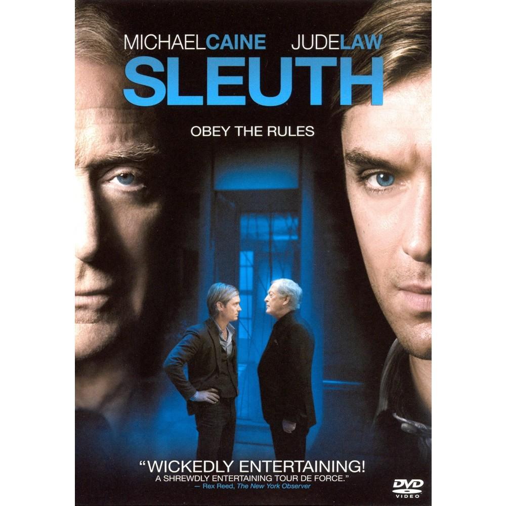 Sleuth (Dvd), Movies