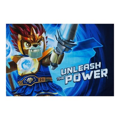 Legends of Chima Pillowcase Laval Unleash the Power Bed Pillow Cover - LEGO..