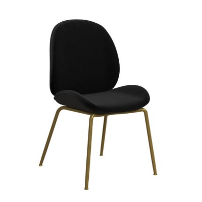 Astor Upholstered Dining Chair - Cosmoliving By Cosmopolitan