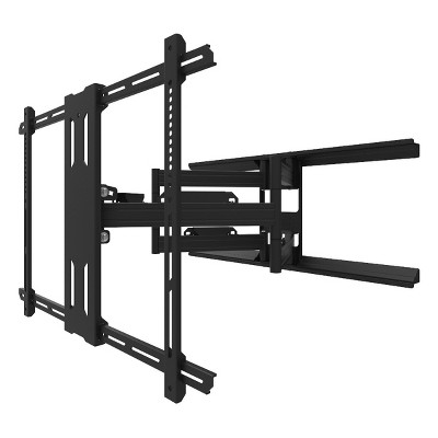 Kanto PDX700G Full Motion Outdoor TV Mount with Galvanized Finish