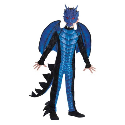 Kids' Deadly Dragon Halloween Costume