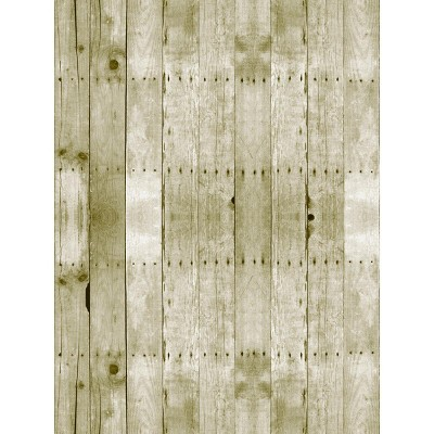 Fadeless Designs Paper Roll, Weathered Wood, 48 Inches x 50 Feet