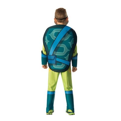boys teenage mutant ninja turtles rise of the turtles leonardo halloween costume m target