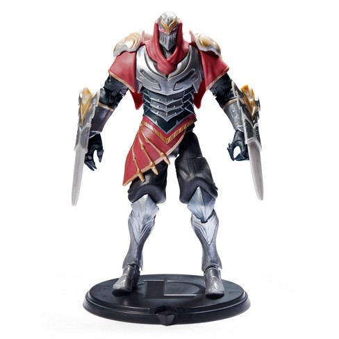 League of Legends 6in Zed Collectible Figure - image 1 of 4