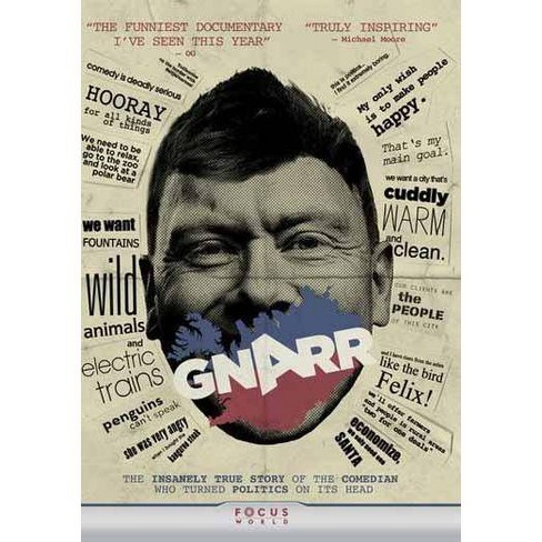 Gnarr (DVD) - image 1 of 1