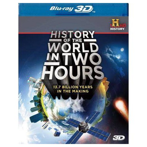 History of the World in Two Hours (Blu-ray) - image 1 of 1
