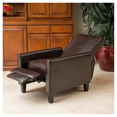 Darvis Fabric Recliner Club Chair - Christopher Knight Home : Target
