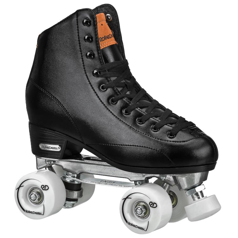 Roller Derby Cruze XR Hightop Men's Roller Skate Size 12, Black