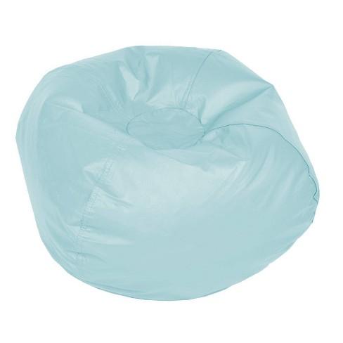 Medium Vinyl Bean Bag - ACEssentials - image 1 of 3