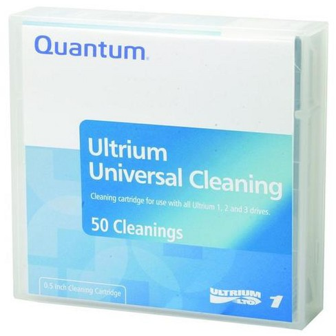 Quantum LTO Universal Cleaning - LTO Ultrium - image 1 of 1